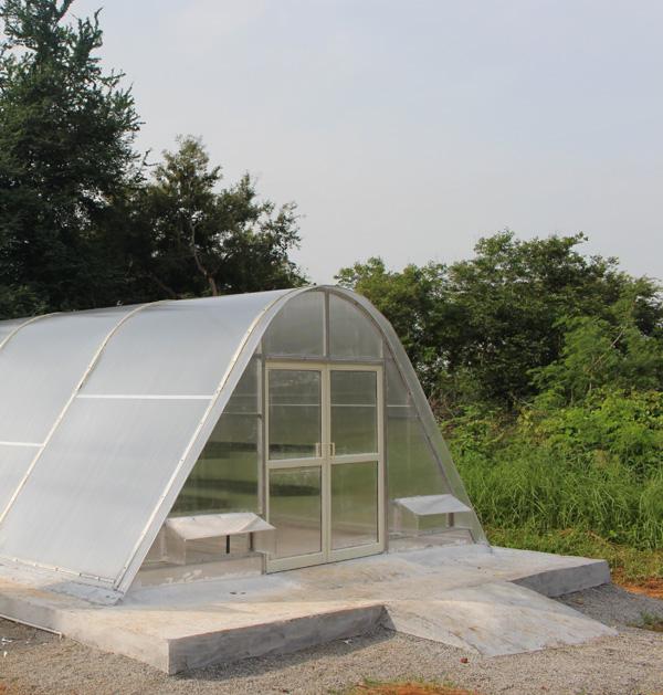 Solar dryer - خشک کن خورشیدی - شرکت دانش بنیان فراسو سپهر آریا