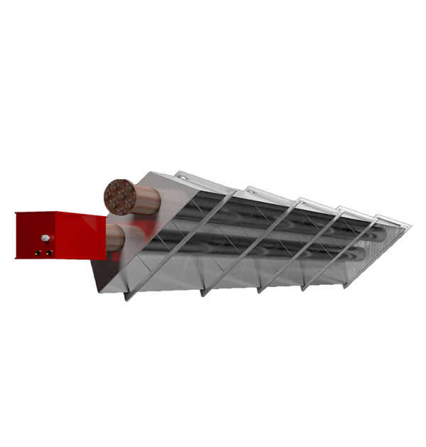 سیستم گرمایش تابشی برقی - شرکت دانش بنیان فراسو سپهر آریا