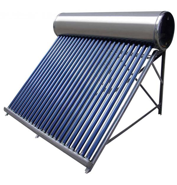 آبگرمکن خورشیدی - شرکت دانش بنیان فراسو سپهر آریا